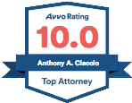 Avvo Rating -Anthony A. Ciaccio, Lawyer